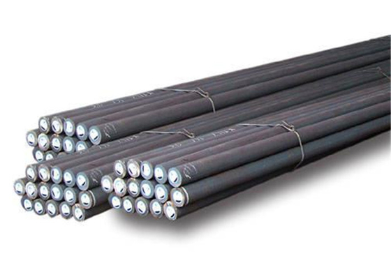 JIS Standard S45C Grade Hot Rolled Round Bar Black Surface For Machine