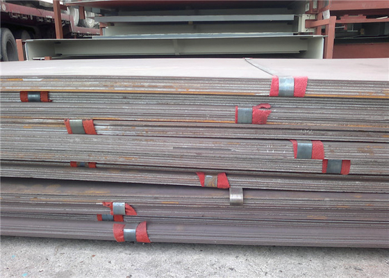 A572GR50 ASTM EN GB Hot Rolled Steel Sheet Stainless Steel Sheet Plate