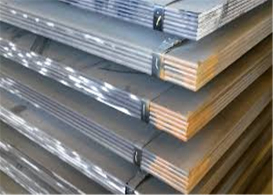Low Alloy Hot Rolled Sheet / High Strength Stainless Steel Sheet Metal